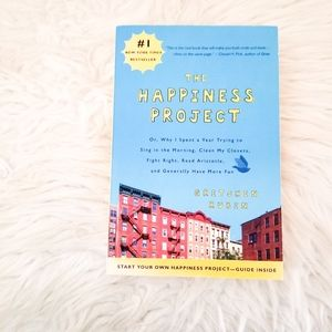 Happiness Project by Gretchen Rubin book
